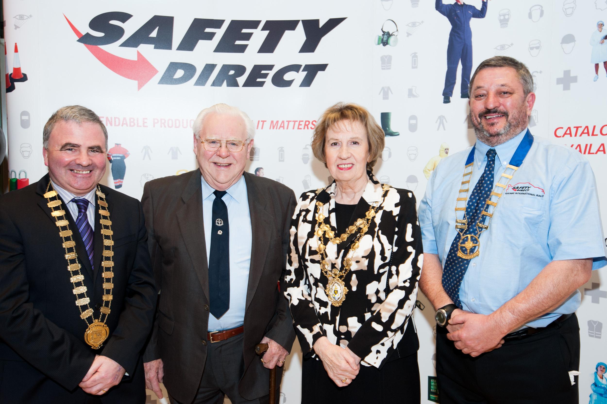 Safety Direct Galway International Rally Launch Flirt Fm